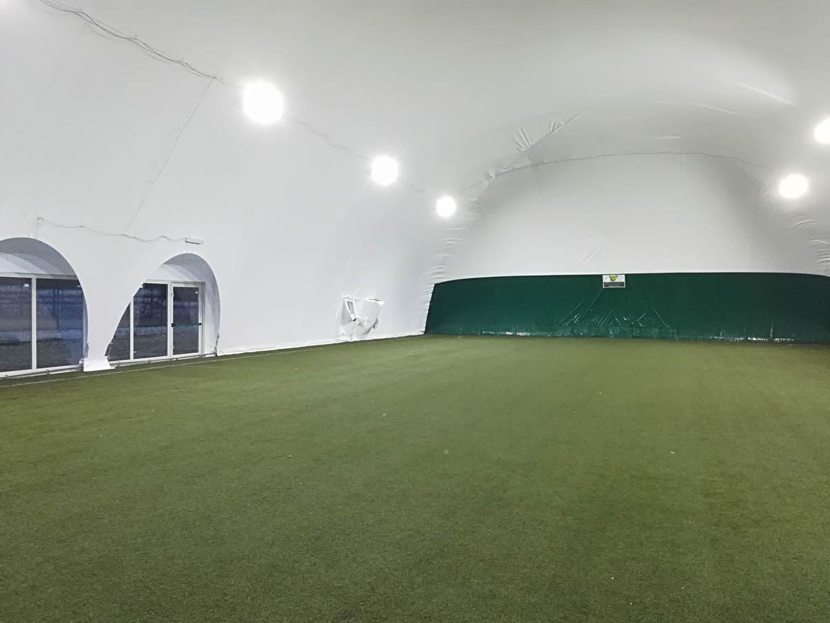 Pallone pressostatico 20×40 - Centro Sportivo Il Feudo